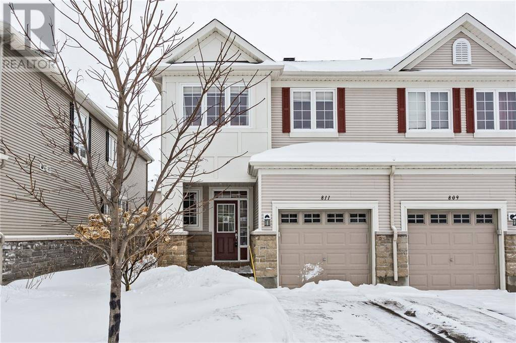 Townhouse for sale at 811 Tabaret St Ottawa Ontario - MLS: 1183111
