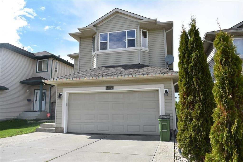 House for sale at 8110 6 Av SW Edmonton Alberta - MLS: E4216817