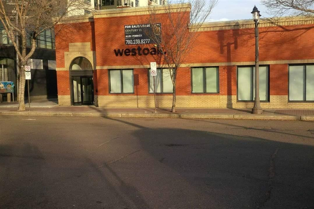 Commercial property for lease at 8111 105 St NW Edmonton Alberta - MLS: E4220041