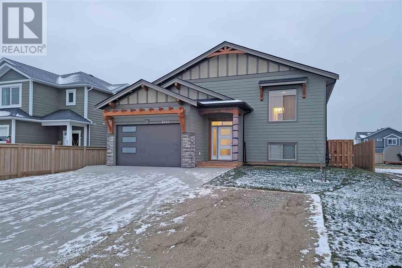House for sale at 8111 83 Ave Fort St. John British Columbia - MLS: R2511692