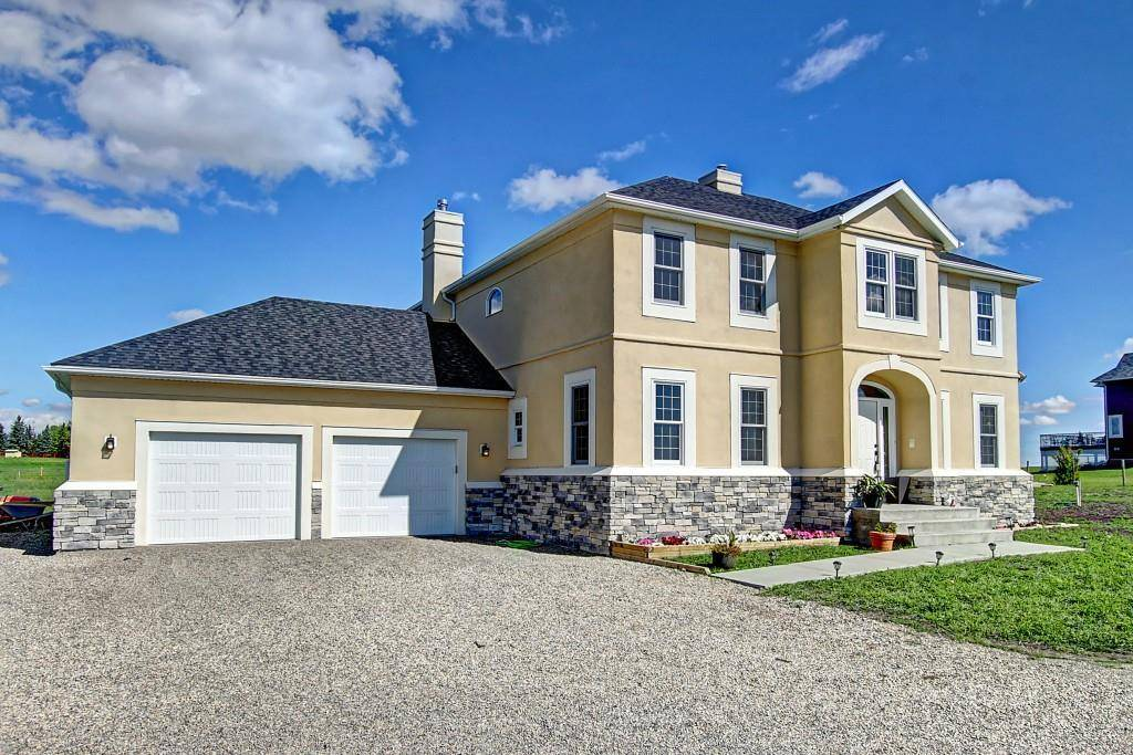 House for sale at 8116 266 Ave W Dewinton Heights, Rural Foothills M.d. Alberta - MLS: C4266661