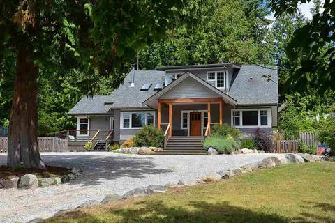House for sale at 8116 Southwood Rd Halfmoon Bay British Columbia - MLS: R2362291