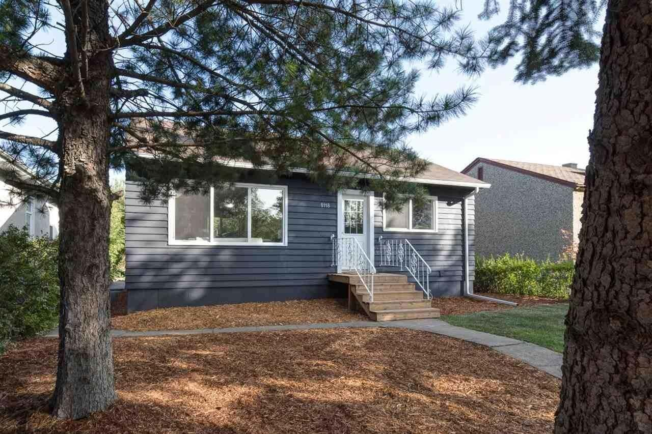 House for sale at 8118 78 Av NW Edmonton Alberta - MLS: E4214632