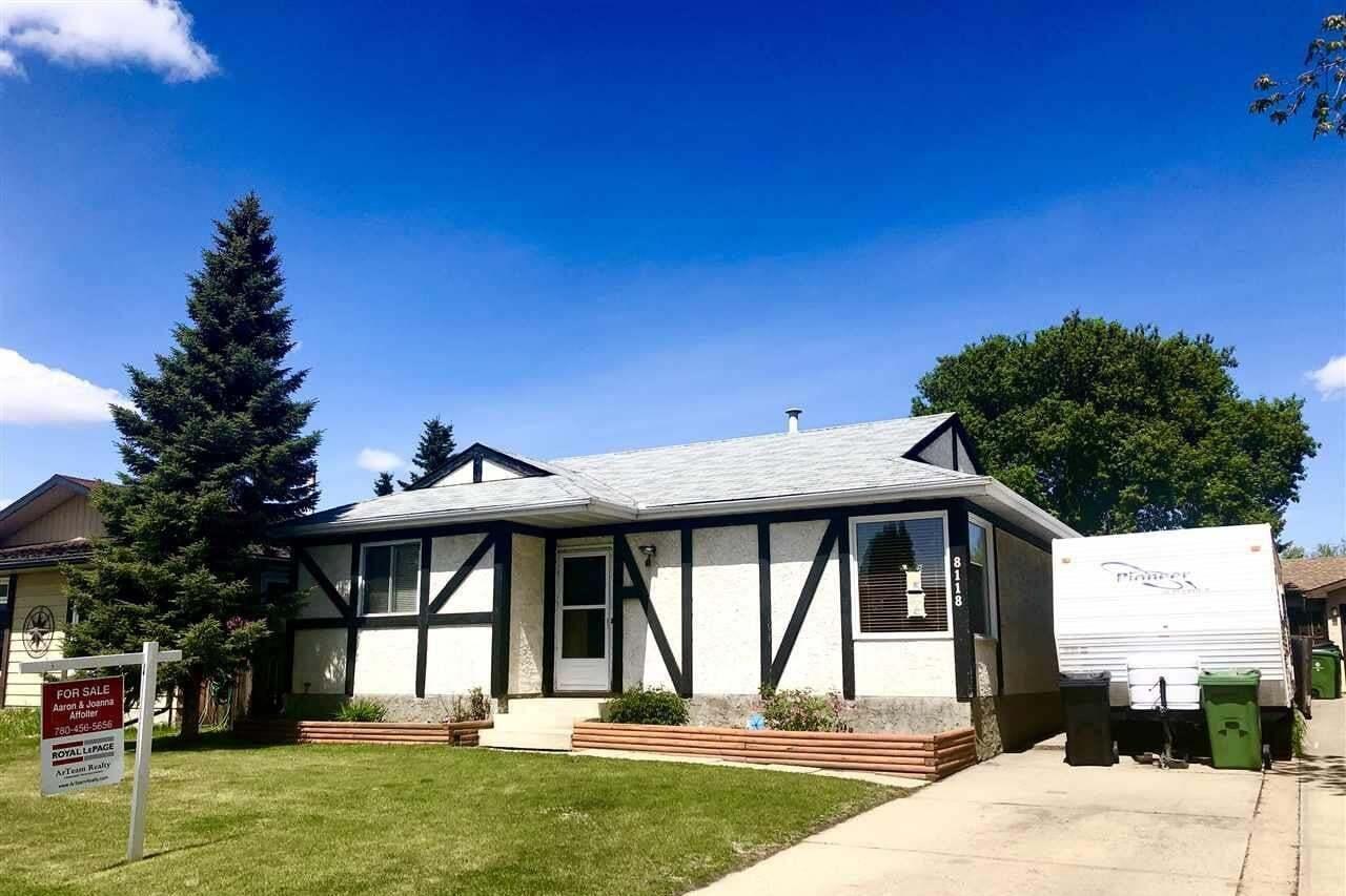 House for sale at 8118 94 Av Fort Saskatchewan Alberta - MLS: E4195885