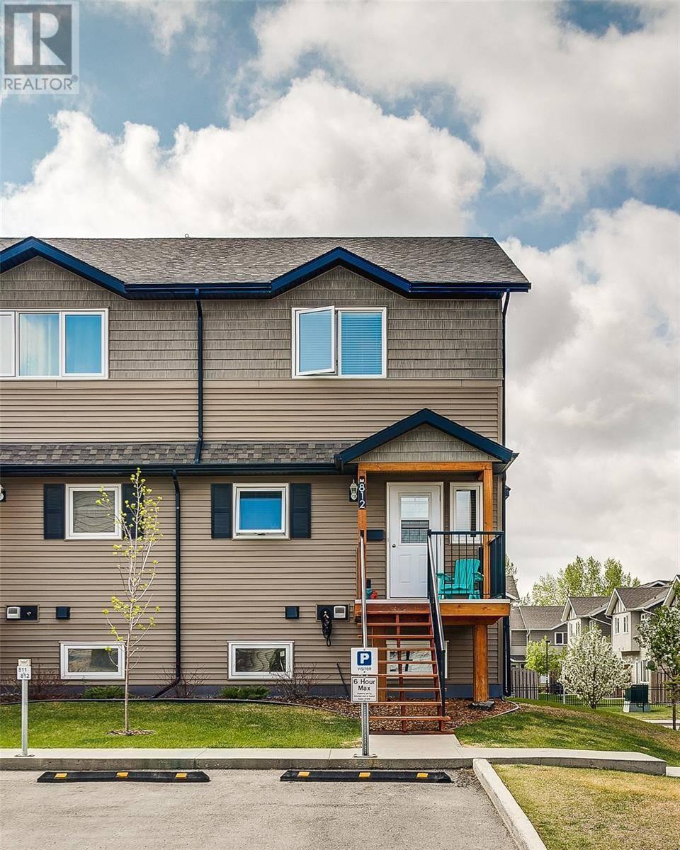 Townhouse for sale at 110 Shillington Cres Unit 812 Saskatoon Saskatchewan - MLS: SK773464