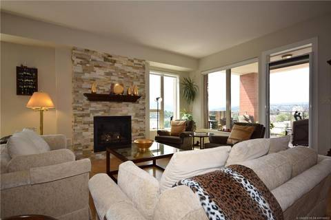 Condo for sale at 1160 Bernard Ave Unit 812 Kelowna British Columbia - MLS: 10186822