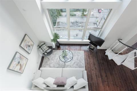 Condo for sale at 1238 Seymour St Unit 812 Vancouver British Columbia - MLS: R2389830