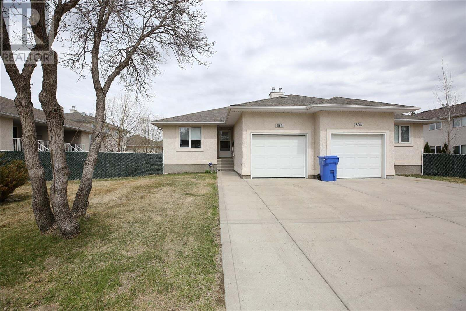 Townhouse for sale at 812 15th Ave Regina Saskatchewan - MLS: SK809012