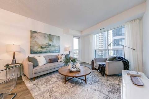 Condo for sale at 2111 Lake Shore Blvd Unit 812 Toronto Ontario - MLS: W4572626