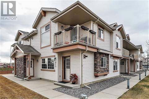 Townhouse for sale at 31 Jamieson Ave Unit 812 Red Deer Alberta - MLS: ca0164490