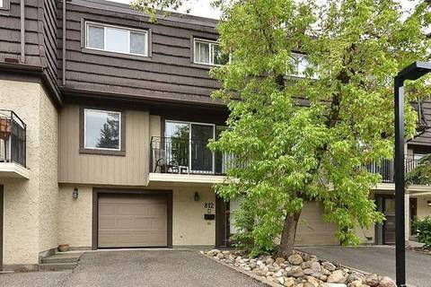 Townhouse for sale at 3130 66 Ave Southwest Unit 812 Calgary Alberta - MLS: C4253385