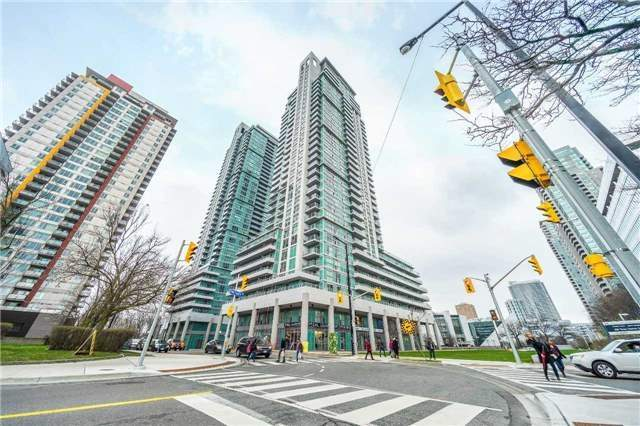 Sold: 812 - 70 Town Centre Court, Toronto, ON