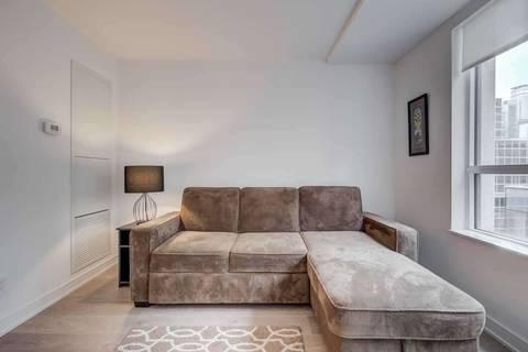 Apartment for rent at 88 Scott St Unit 812 Toronto Ontario - MLS: C4609575