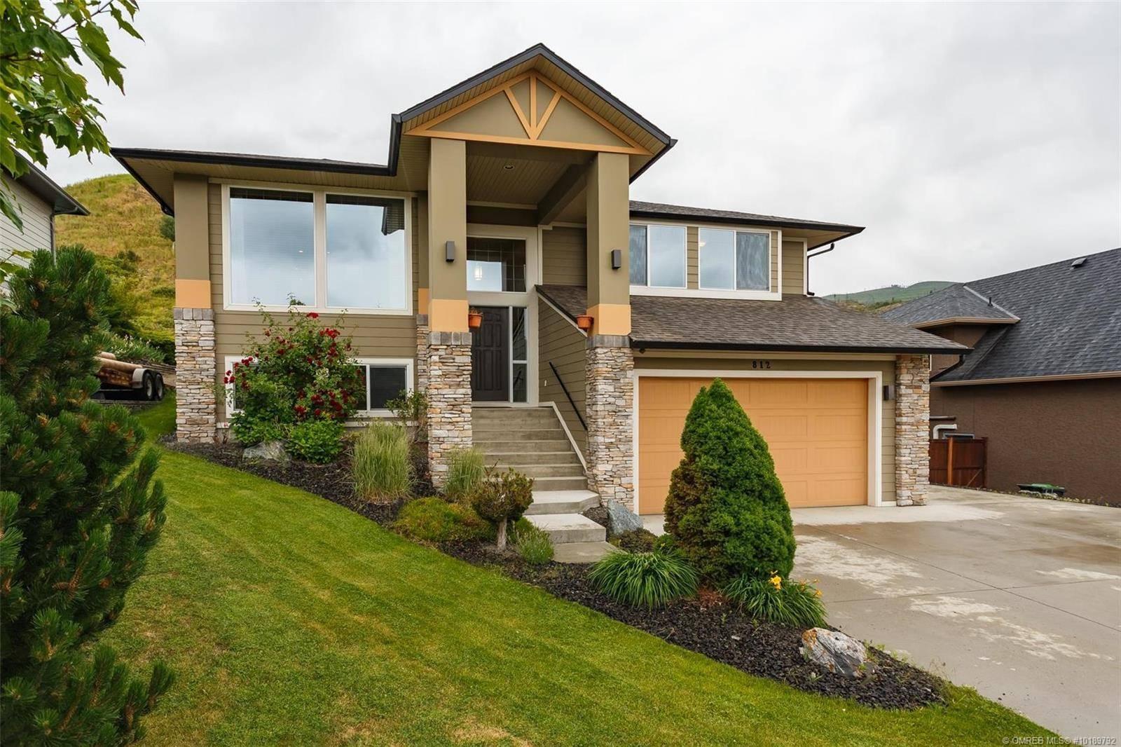 House for sale at 812 Kuipers Cres Kelowna British Columbia - MLS: 10189792