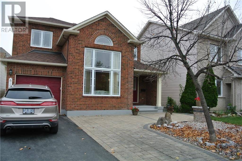 House for rent at 812 Taradale Dr Ottawa Ontario - MLS: 1173365