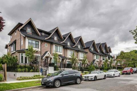 Townhouse for sale at 8123 Shaughnessy St Vancouver British Columbia - MLS: R2459378
