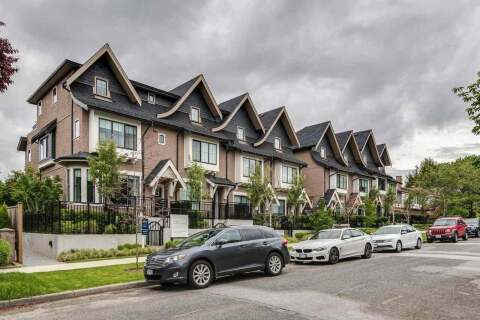 Townhouse for sale at 8123 Shaughnessy St Vancouver British Columbia - MLS: R2505930