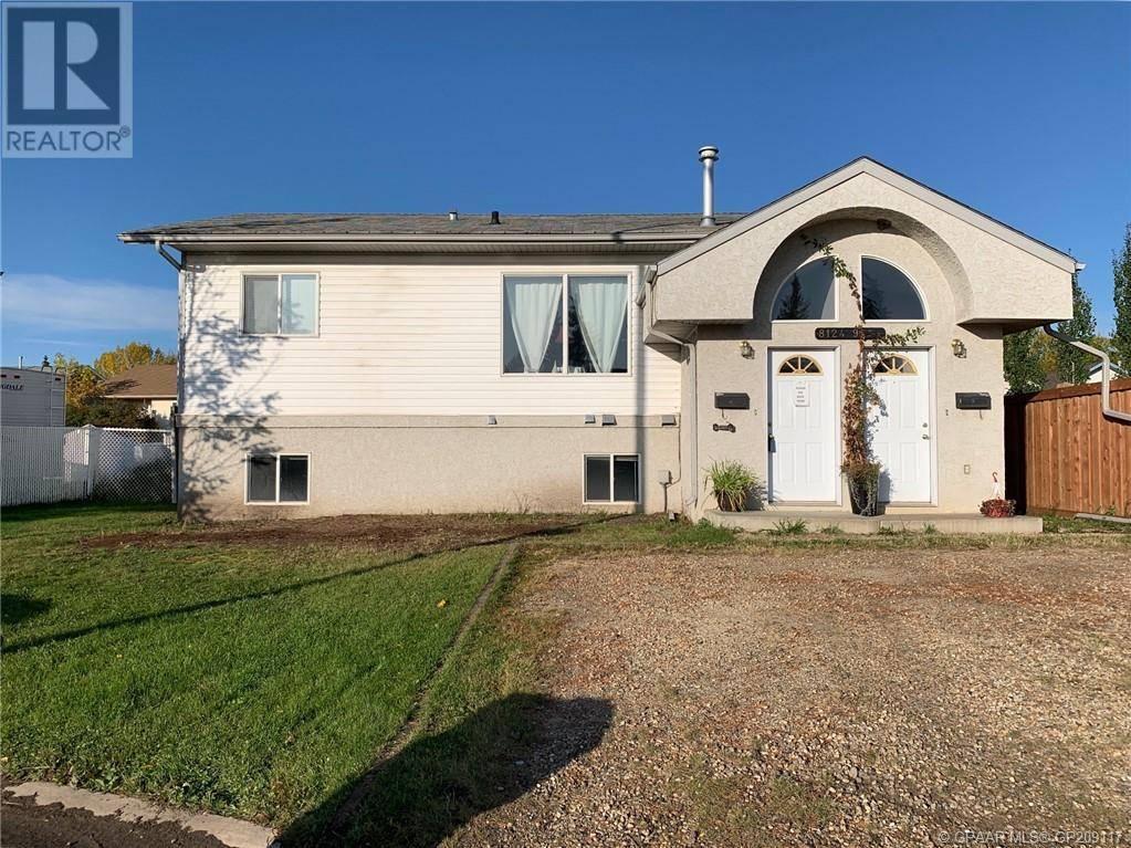 Townhouse for sale at 8124 95 St Grande Prairie Alberta - MLS: GP209117