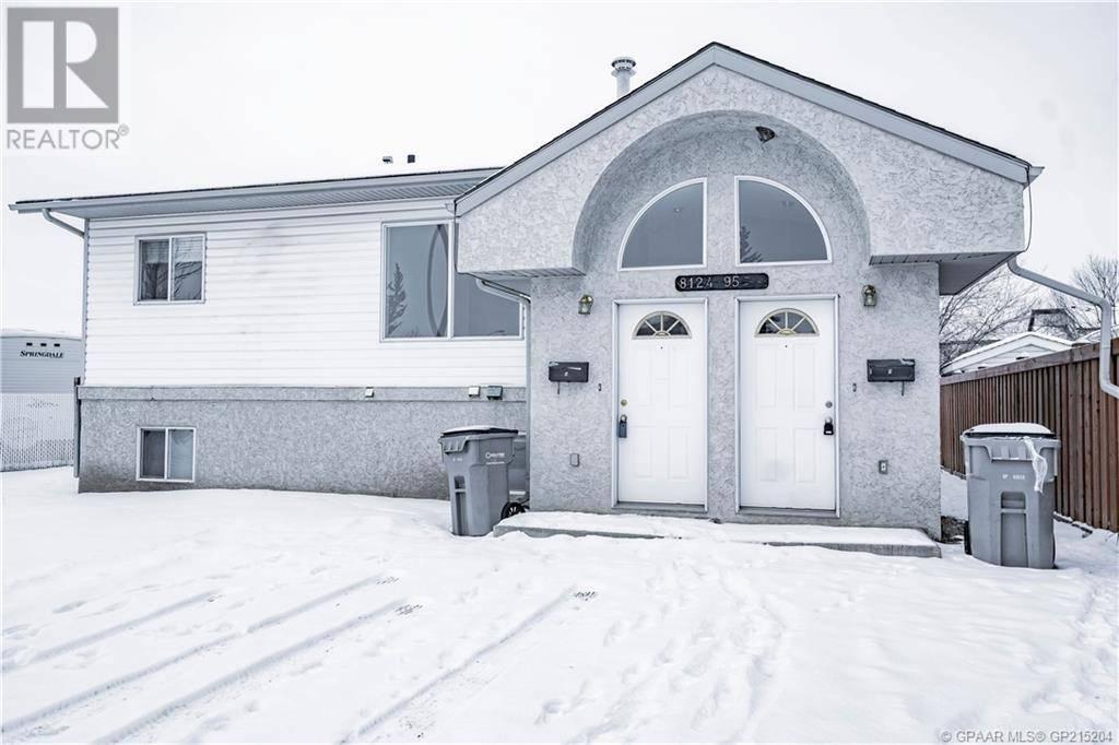Townhouse for sale at 8124 95 St Grande Prairie Alberta - MLS: GP215204