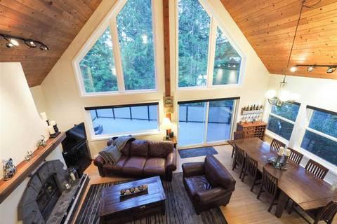 House for sale at 8124 Alder Ln Whistler British Columbia - MLS: R2422277