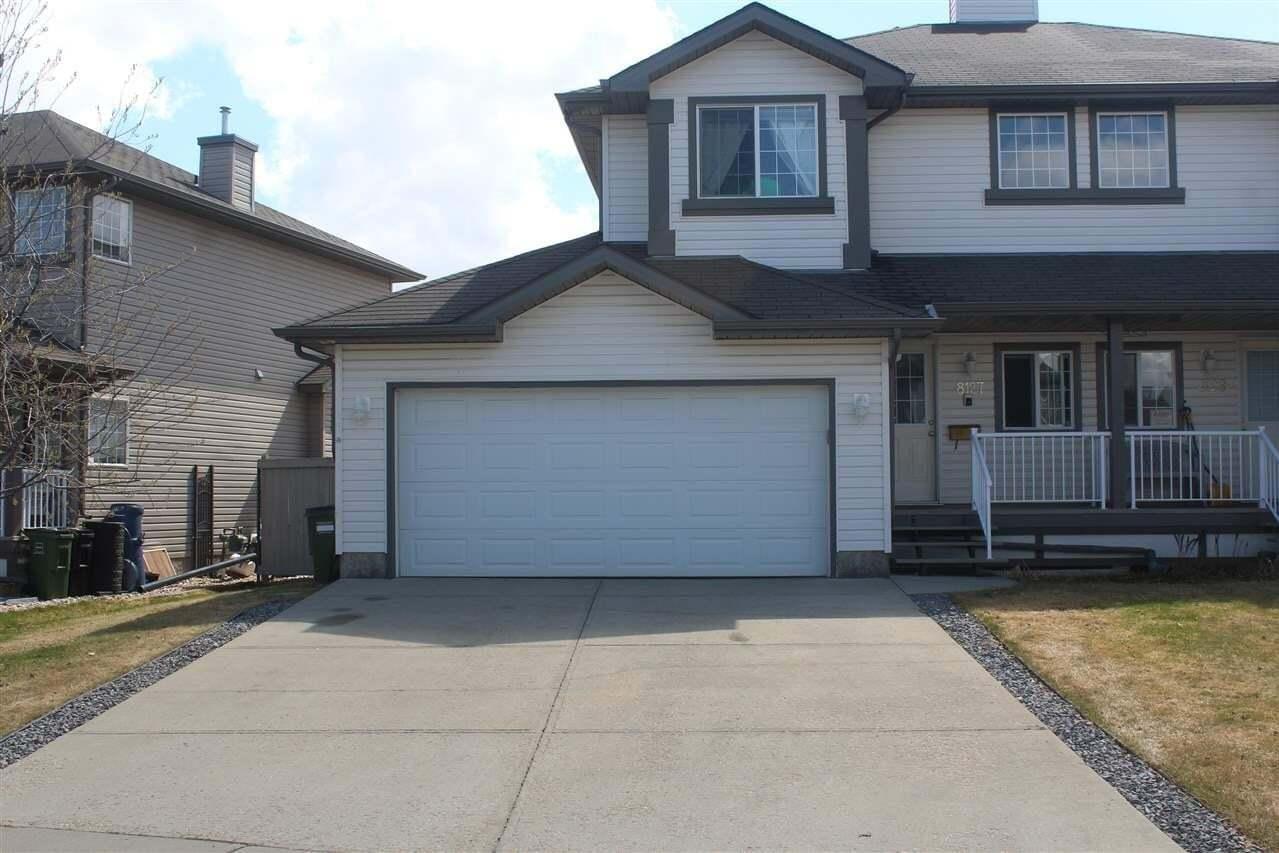Townhouse for sale at 8127 7 Av SW Edmonton Alberta - MLS: E4196082