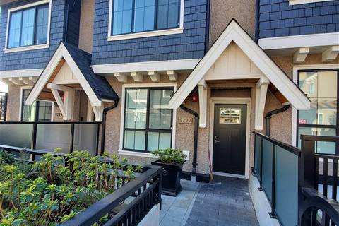 Townhouse for sale at 8127 Shaughnessy St Vancouver British Columbia - MLS: R2417319