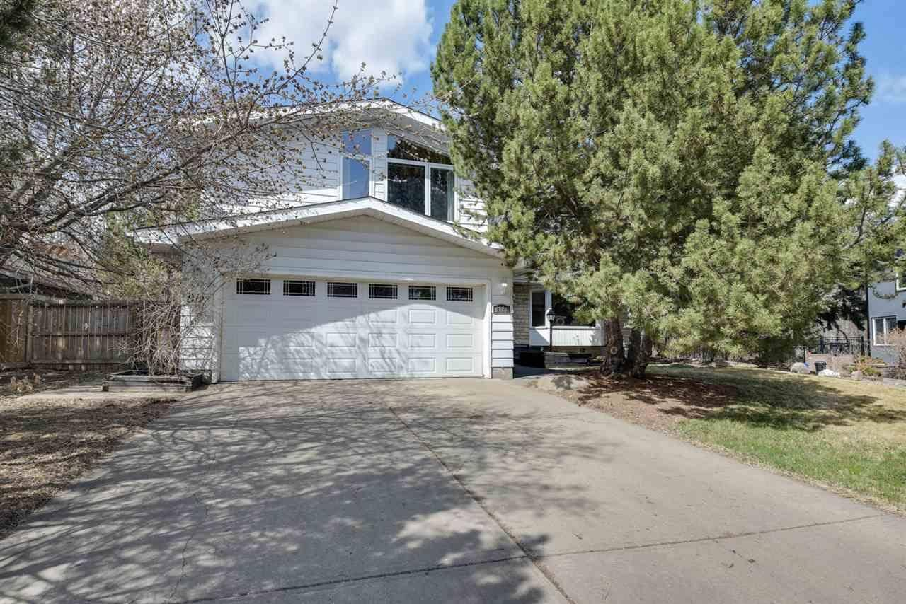 House for sale at 8128 133 St Nw Edmonton Alberta - MLS: E4195610