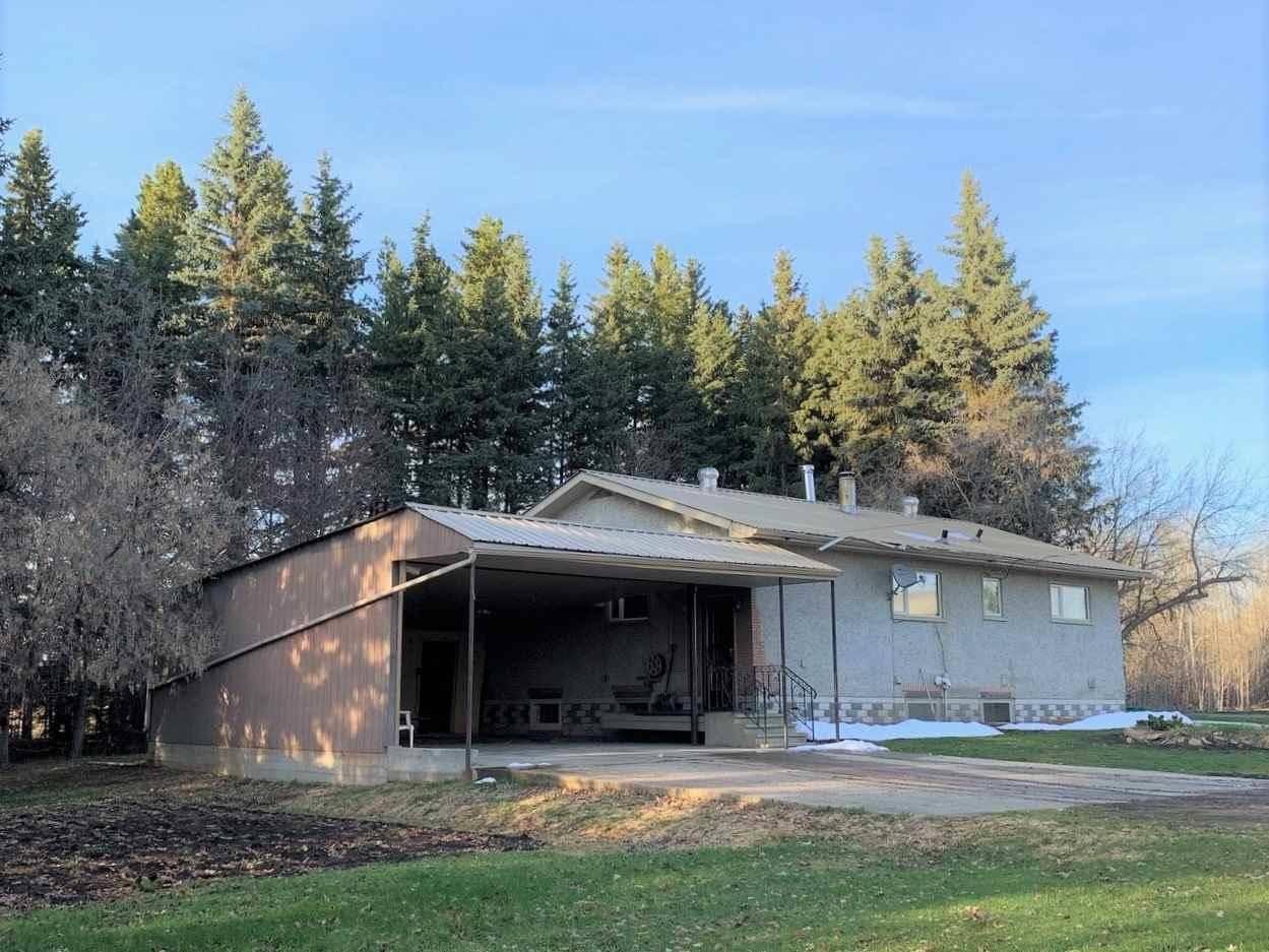 House for sale at  8129 Hy Rural Yellowhead Alberta - MLS: E4175638