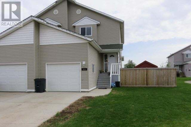 Townhouse for sale at 813 10 Ave SW Slave Lake Alberta - MLS: 52584