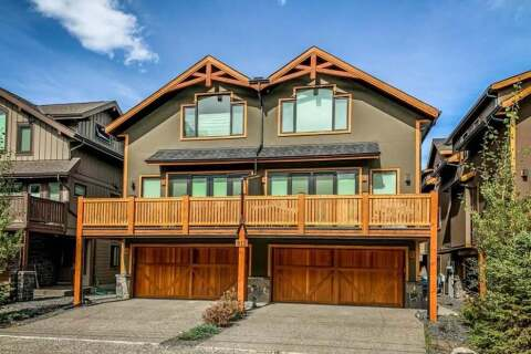 Townhouse for sale at 813 4 St Canmore Alberta - MLS: A1036593