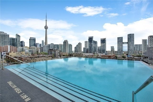 For Sale: 813 - 560 King Street, Toronto, ON | 1 Bed, 1 Bath Condo for $499,870. See 20 photos!