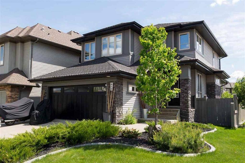 House for sale at 813 Armitage Wd Sw Edmonton Alberta - MLS: E4195716