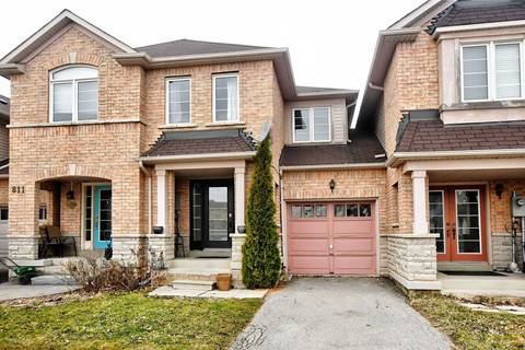 Townhouse for sale at 813 Gleeson Rd Milton Ontario - MLS: W4733904