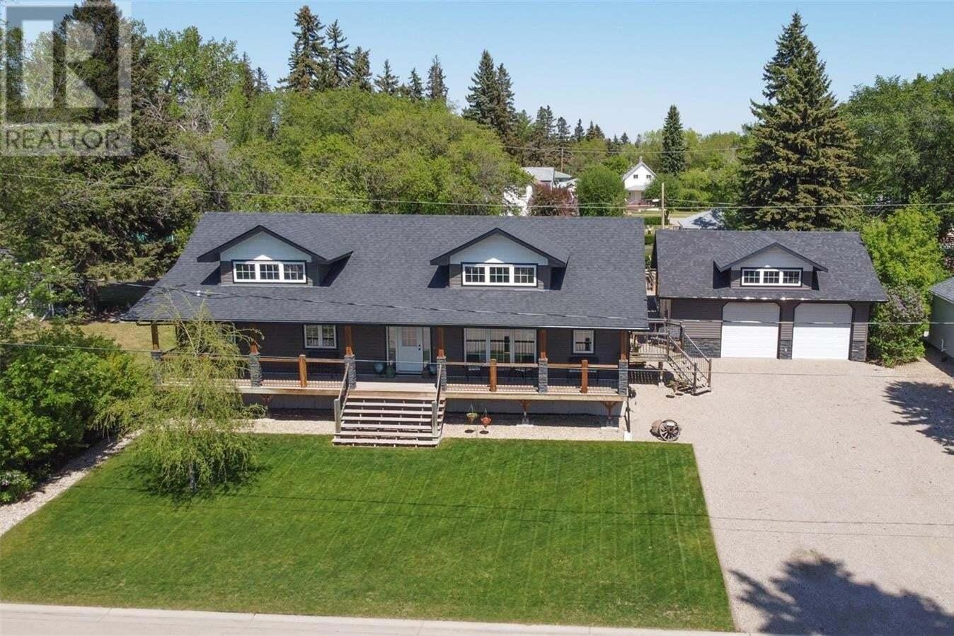 House for sale at 813 Houghton St Indian Head Saskatchewan - MLS: SK810670