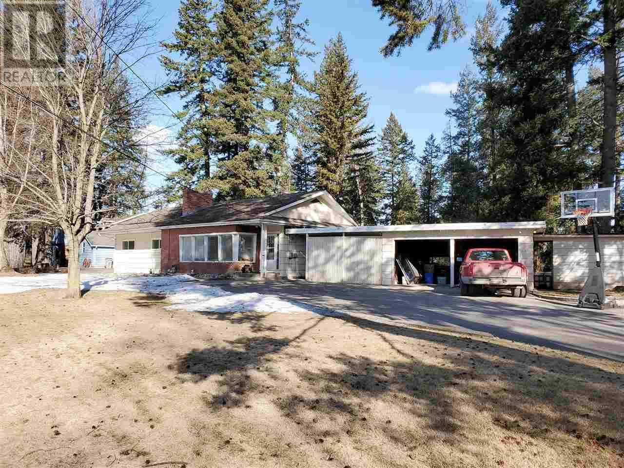 House for sale at 813 Kinchant St Quesnel British Columbia - MLS: R2449482