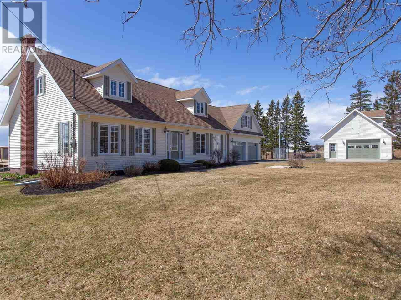 House for sale at 813 Peters Rd Elmwood Prince Edward Island - MLS: 201926335