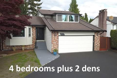 House for sale at 813 Poirier St Coquitlam British Columbia - MLS: R2454805