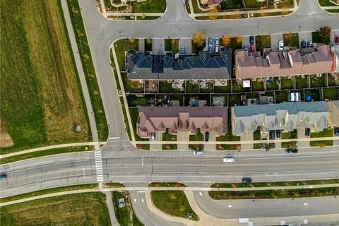 Townhouse for sale at 813 Scott Blvd Milton Ontario - MLS: W4612082
