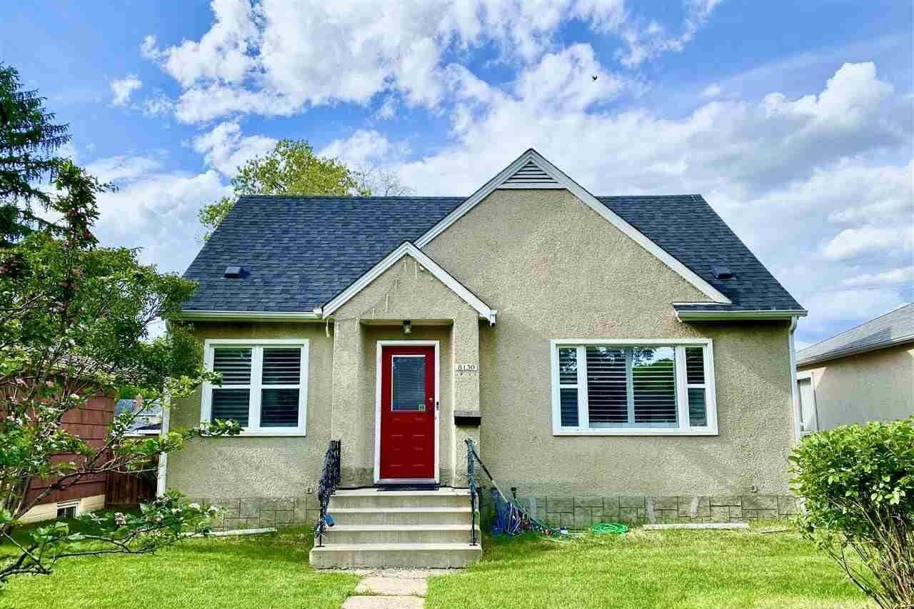 House for sale at 8130 77 Av NW Edmonton Alberta - MLS: E4203003