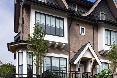Townhouse for sale at 8139 Shaughnessy St Vancouver British Columbia - MLS: R2339793