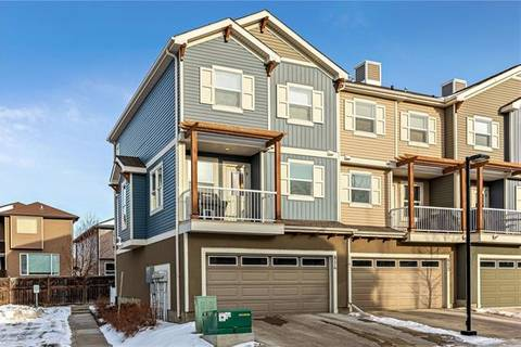 Townhouse for sale at 10 Auburn Bay Ave Southeast Unit 814 Calgary Alberta - MLS: C4285927