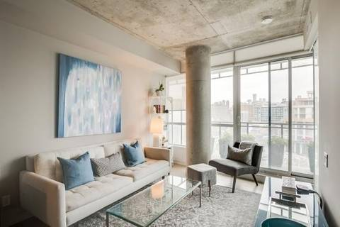 Apartment for rent at 318 King St Unit 814 Toronto Ontario - MLS: C4620325