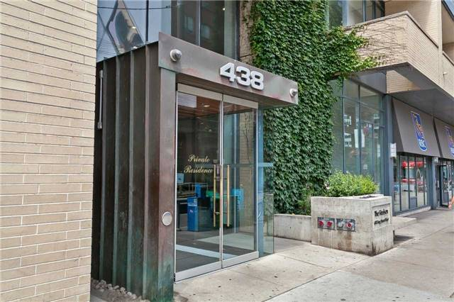 Sold: 814 - 438 King Street, Toronto, ON