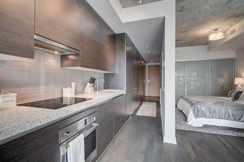 Apartment for rent at 629 King St Unit 814 Toronto Ontario - MLS: C4696374