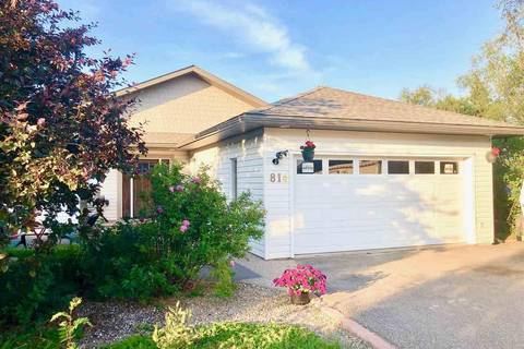 House for sale at 814 Beach Ave Cold Lake Alberta - MLS: E4145728