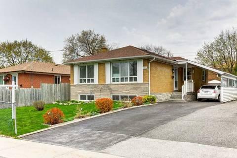 House for sale at 814 Brimorton Dr Toronto Ontario - MLS: E4446248