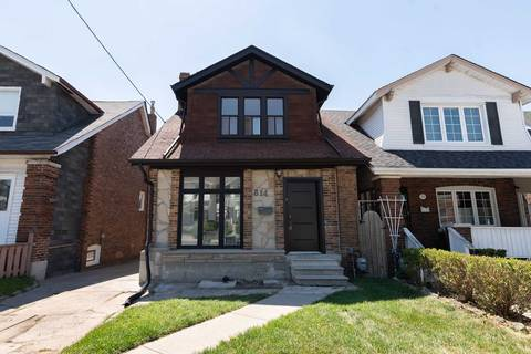 House for sale at 814 Coxwell Ave Toronto Ontario - MLS: E4480896