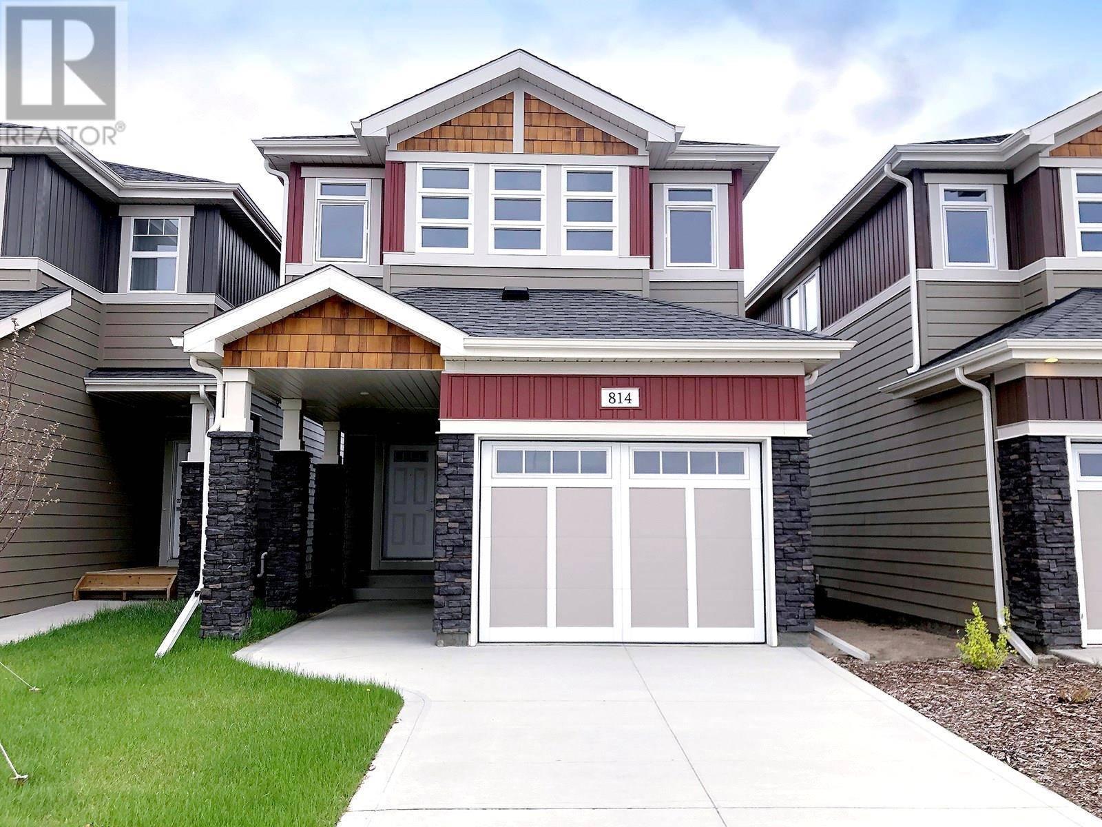 House for sale at 814 Kensington Blvd Saskatoon Saskatchewan - MLS: SK783002