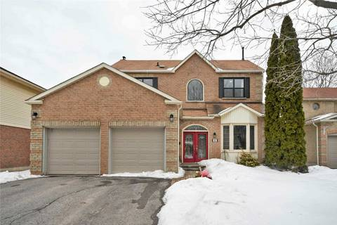 House for sale at 814 Red Maple Ct Whitby Ontario - MLS: E4426197