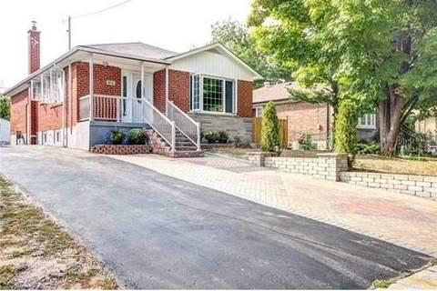 House for sale at 814 Scarborough Golf Clu Rd Toronto Ontario - MLS: E4420383